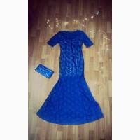 Платье в пол, вечернее выпускное