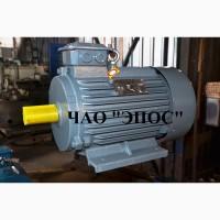 Электродвигатель АИР 100S4 3 кВт/1500 об/мин. лапы асинхронный общепромышленный