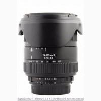 Sigma Zoom 24-135mmD 1:2.8-4.5