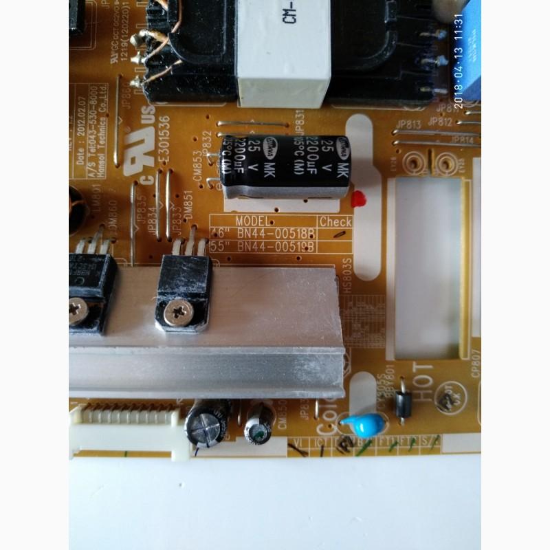 Фото 2. Блок питания BN44-00518B PD46B1D_CHS для телевизора UE40ES6100W