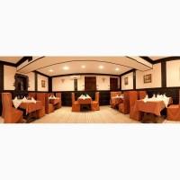 Ресторан 692 м2, 5 залов на 175 мест, 2 кухни, холодильные камеры, административный блок