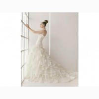 Rosa clara two low свадебное платье