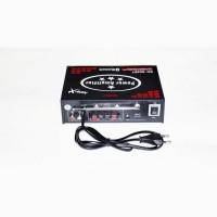 Усилитель UKC SN-802 BT - USB, SD-карта, MP3