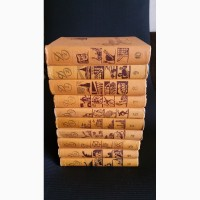 Детская энциклопедия в 10-и томах 1958-1962гг