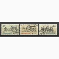 Продам марки Чехословакии