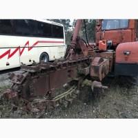 Продаем баровую установку навесную ЭТЦ-201 с лопатой, 1990 г.в