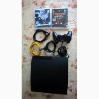 Sony PlayStation 3 Slim / 250 GB / Не прошитая