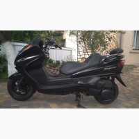 2006 Yamaha Majesty инжектор
