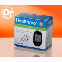 Тест-полоски HealthPro - 50-шт. (Хелс Про)