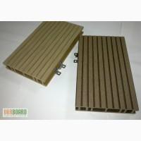 Древесно-полимерная доска или Декинг