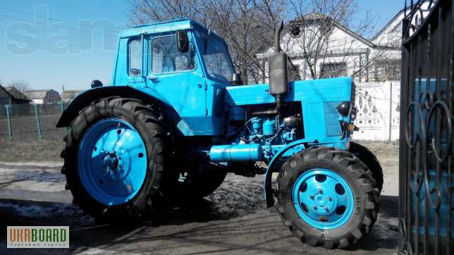 Купить Трактор Колесный: МТЗ 82.1 Беларус 2016 Кривой Рог.