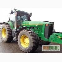 Продаем сельскохозяйственный колесный трактор JOHN DEERE 8400, 2000 г.в.