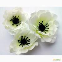 Искусственные цветы, анемон, цветы анемоны