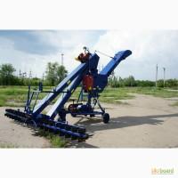 Зернометатель ЗЗП-60-100 погрузчик зерна ЗМ(ЗЗП)-60-100