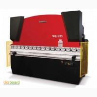 Гидравлический гибочный пресс на 80 тонн Yangli W67Y80-2500