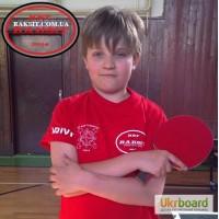 Обучение настольному теннису за рубежом