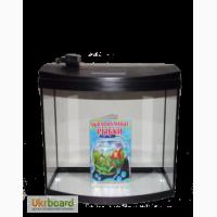 Аквариум овал - 22 литра (Новый)