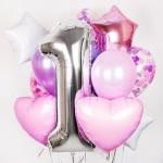 Шарики с гелием, воздушные шары, оформление шарами Киев