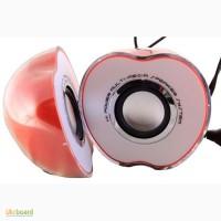 USB аудио колонки для ноутбука - Red Apple
