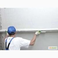 Штукатурка стен в новострое Киев