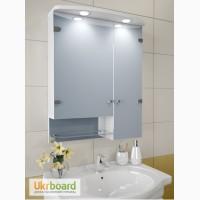 Шкафчик с подсветкой в ванную А750-S