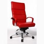 Немецкое кожаное кресло президент-класса Sitness Chief 500 для кабинета руководителя