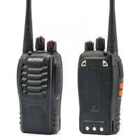 Рация. Носимая радиостанция Baofeng BF-888S + гарнитура. Оригинал