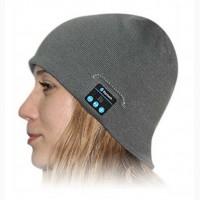 Шапка с Bluetooth наушниками Bluetooth Music Hat (беспроводные наушники)
