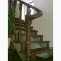 Изготовление кухни, шкафы-купе, кровати, лестницы, двери из дерева