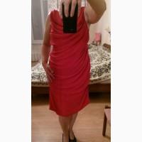 Платье сукня цвета фуксии
