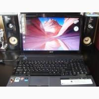 Игровой ноутбук Acer Aspire 6530G (отличное состояние, батарея 1час)