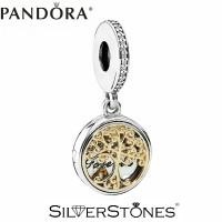 Скидки! Оригинал Pandora Пандора шарм подвеска Семейные ветви арт. 791988CZ