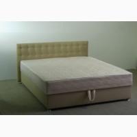 Кровать Камила с нишей для белья, двуспальная кровать Камила с подъёмным механизмoм