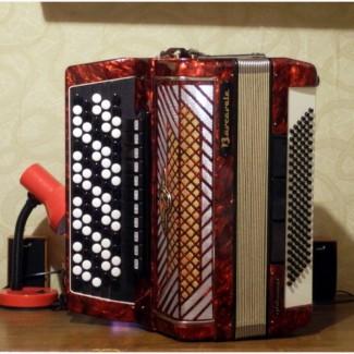 Продам кнопочный аккордеон Barcarolle Professional