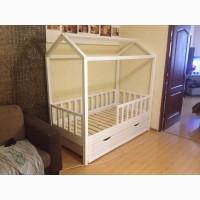 Детские кровати-домики под заказ