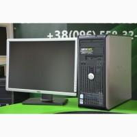Компьютер для офиса и Дома с Монитором 22 Дюйма
