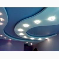 Натяжные потолки для новых проектов и реконструкции