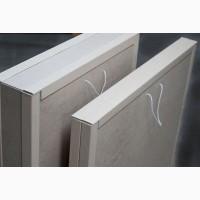Коробка для перевозки картины самолетом #packing paintings