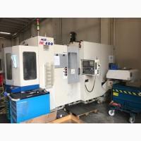 Горизонтально-обрабатывающий центр Daewoo HMC ACE HP 400 X/Y/Z 600 x 560 x 565 мм 4051