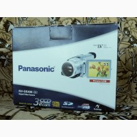 Продам видеокамеру Panasonic NV-GS400 в хорошем состоянии