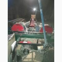 Деревообробний верстат поздовжньо - обрізного розкрою КД-700 виробник МАГР
