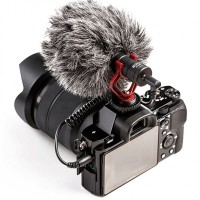 Микрофон для смартфона и DSLR Boya BY-MM1
