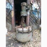 Продам реактор нержавеющего исполнения рабочим объемом 63л и 160л