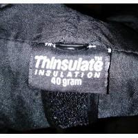 Спортивные перчатки Thisulate, для зимних видов спорта