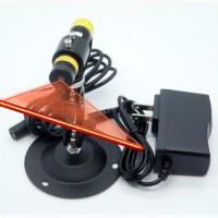 Лазер линия, лазерный указатель пропила 100мВт - красный (лазер для станка)