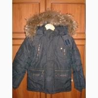 Продам Зимняя куртка на мальчика, детская. Рост 128
