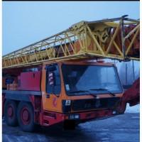 Продаем автокран KRUPP KMK 4070, 70 тонн, 1991 г.в