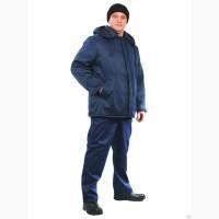 Ватная куртка Оптима с капюшоном