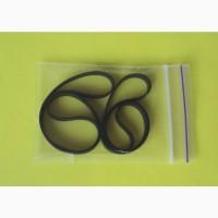 Комплект из двух пассиков 155х6 для магнитофона Маяк