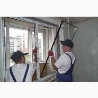 Pемонт входных дверей и пластиковых окон, г.Одесса